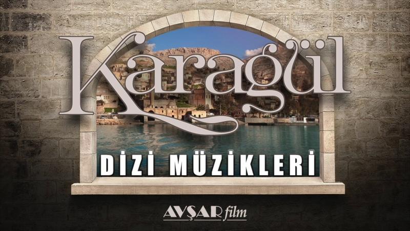 Karagül - 02 Duygusal Sahneler Keman (Dizi Müzikleri)