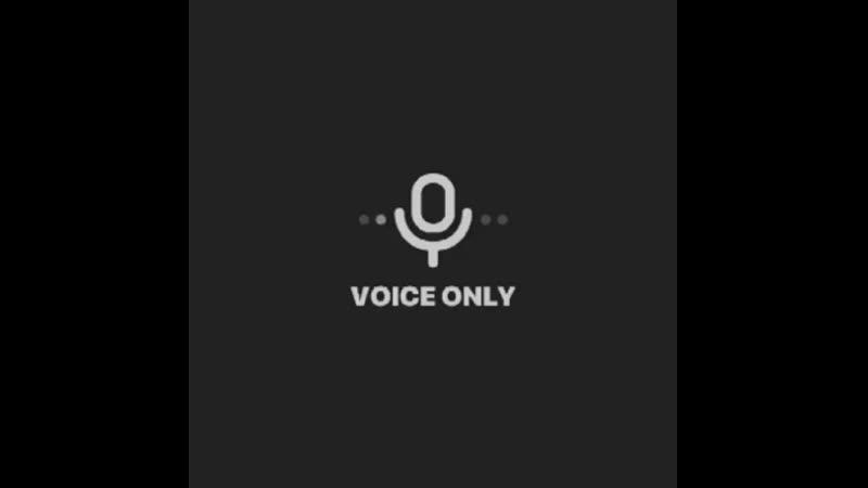 03 08 20 Аудиотрансляция Чанчжуна из Golden Child в приложении V Сонгю и Ухён