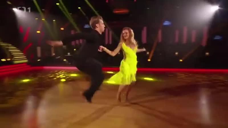 Танец Габриэлы Коукаловой (16.11.2019)