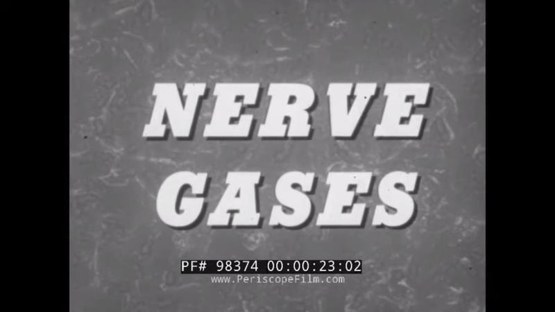 U.S. ARMY NERVE GAS EXPOSURE EMERGENCY USE OF ATROPINE SYRINGE SYRETTE AMPULE 98374