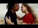 Brazilian zouk in Israeli desert Carlos and Anastasia Oliveira