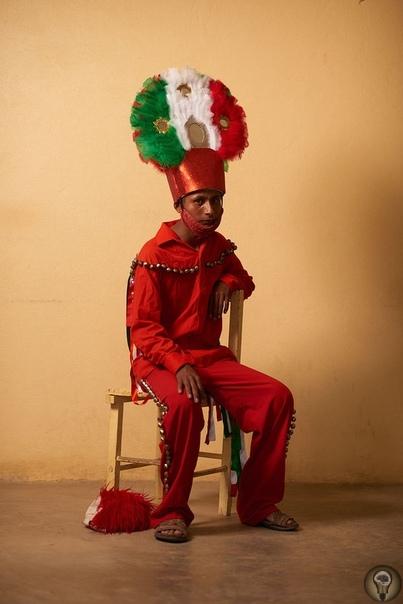 Коренные народы Мексики в ослепительных костюмах. Фотограф Диего Уэрта. часть 2