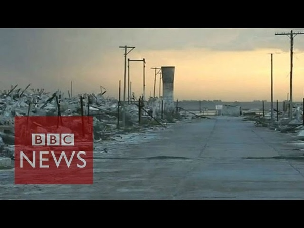 Argentina's underwater town that was submerged for 30 years BBC News