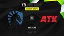 Liquid vs ATK ESL Pro League Season 10 NA map1 de vertigo sleepsomewhile