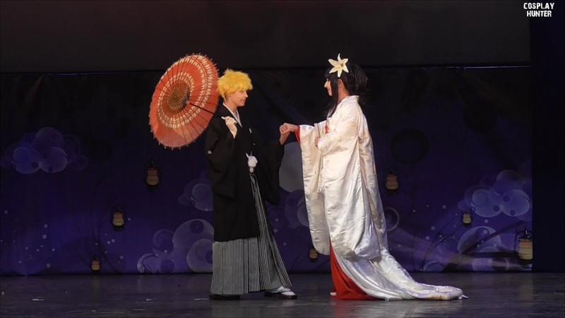 Naruto Shippuuden Хьюга Хината, Узумаки Наруто — Akai Ito Al Elric, Anhel Ginrai