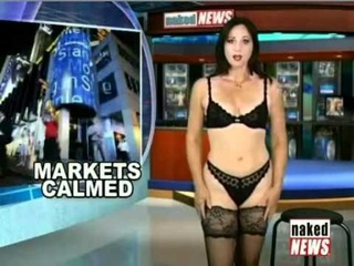 Sexy From Naked News Sinclair Victoria Scenes