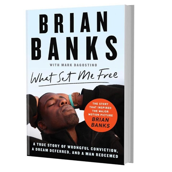 Book cover What Set Me Free (The Story Tha - Brian Banks