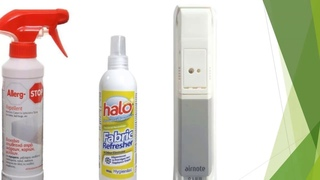 Webinar (Allerg-Stop, Halo, Airnote)
