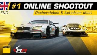 ADAC GT Masters Esports 2020 | Shootout 1 | English Stream