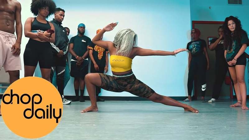 Tekno Yemi Alade Mr Eazi Don't Jealous Me Dance Class Video @itscookieboo Choreography