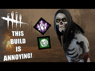 THIS BUILD IS ANNOYING! | Dead By Daylight THE LEGION PERK BUILDS