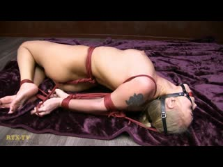 [rtx-tv porn music - brown bag] shy lingerie model jessica nazryana demi sutra london river jacey jinx messy wheel of pain bdsm