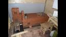 ПЕЧЬ Лежанка в бане своими руками плюс порядовки