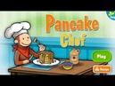 Curious George: Pancake Chef (PBS Kids Games)