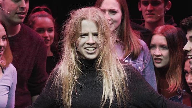 Carrie Das Musical Offizieller Trailer Mit Maya Hakvoort