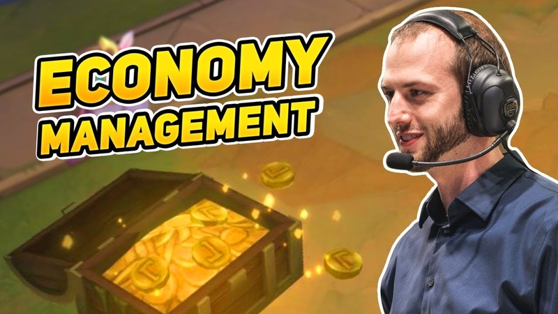 How To Manage Economy Better in TFT TL Saintvicious