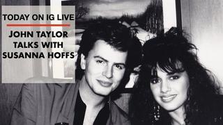 John Taylor & Susanna Hoffs on Instagram Live - May 13th 2020 (Full Stream)