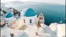 Stunning SANTORINI Greece ♡