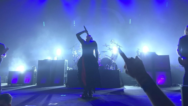 Evanescence Haunted My Last Breath Cloud Nine Everybody's Fool Snow White Queen Live Istanbul 2019