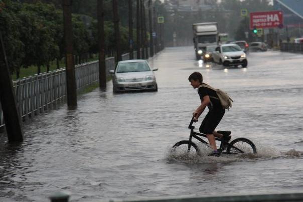 Превратности погоды