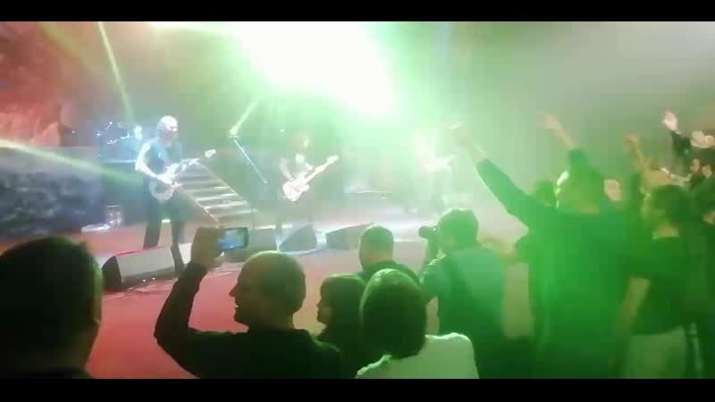 Концерт Арии в Барнауле