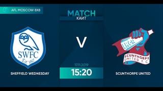 AFL19. England. Championship. Day 21. Sheffield Wednesday - Scunthorpe United