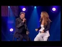 Blueberry Hill Celine Dion and Johnny Hallyday