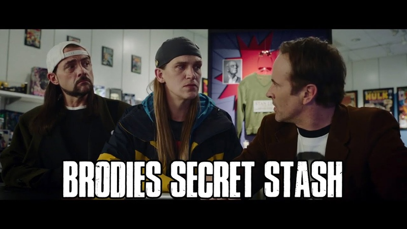 Jay and Silent Bob Reboot (2019) - Exclusive Clip Brodie's Secret Stash