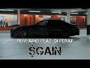 POV, Amo feat. DJ Feray - $gain [VIDEO 2019]