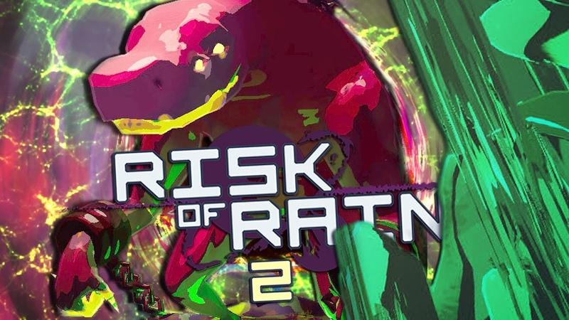 Акрид новый персонаж в Risk of Rain 2