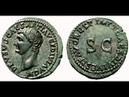 Асс 80 н э Монета Тит Древний Рим Ass 80 AD