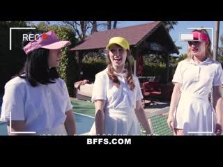 BFFS 9 - Cleo Clementine, Daisy Stone - XXX Full HD porn teen sex private milf