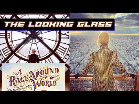 Qanon - Ivanka The Looking Glass Paris
