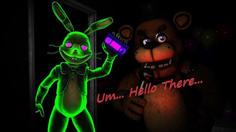 [Рубрика Гейминг] Five Nights at Freddy's VR: Help Wanted (No VR Version) - Прохождение №1