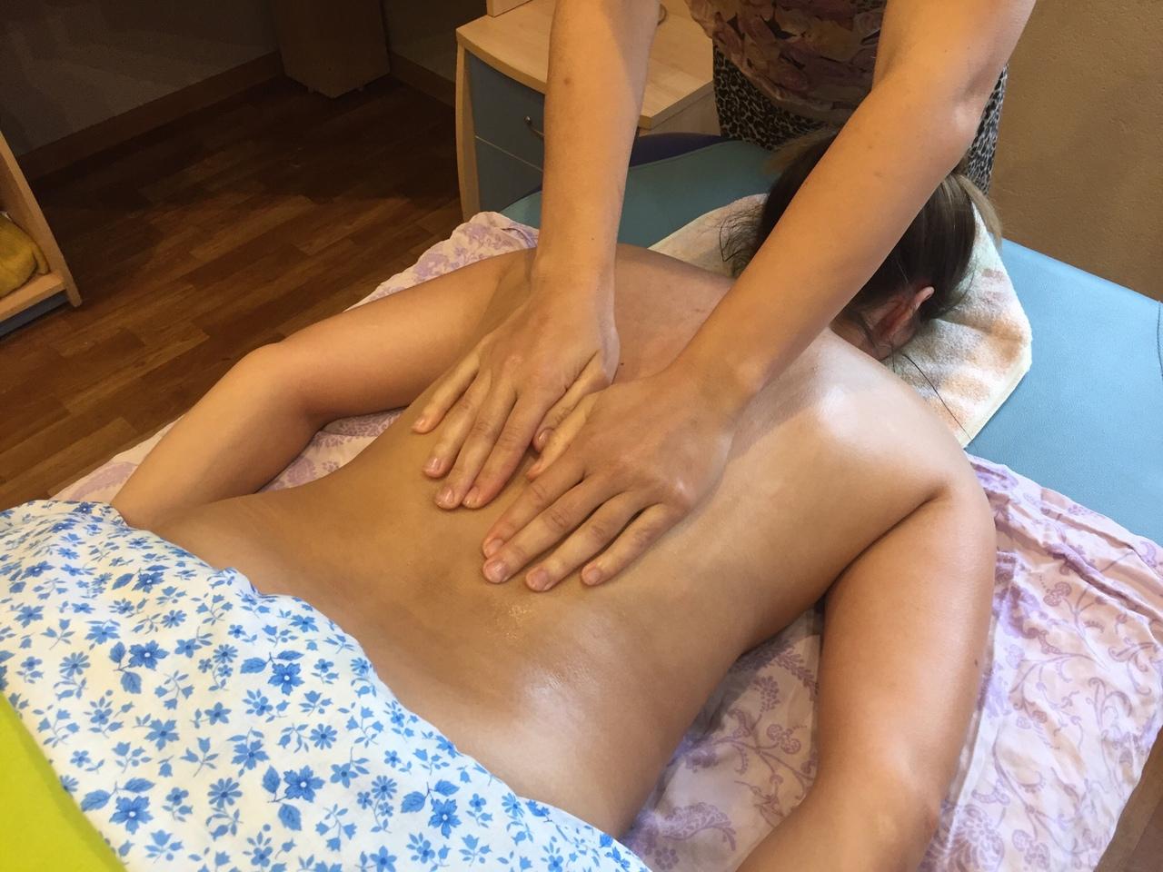 Афиша Самара Акция на расслабляющий массаж. 19.10-29.11