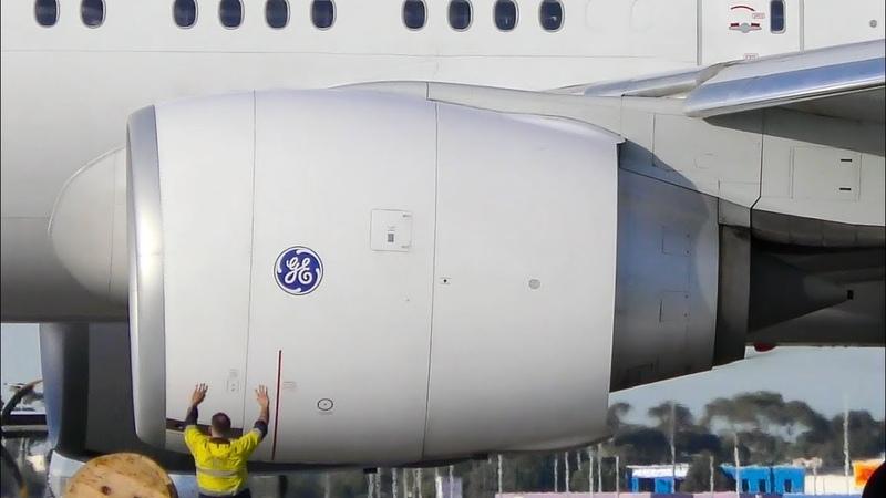 40 VERY CLOSE UP Engine Spool Ups | Melbourne Airport Plane Spotting