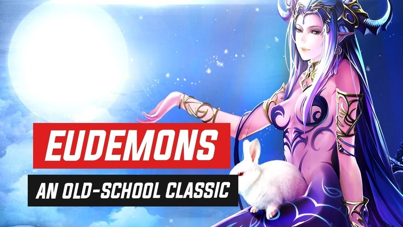 Eudemons Online So I Tried Out This MMORPG