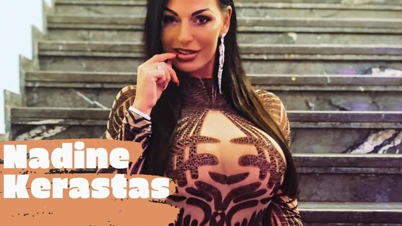 Nadine Kerastas Playboy Television Model