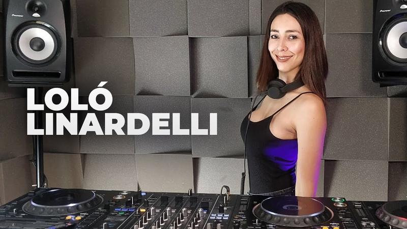 Lolo Linardelli Live @ Radio Intense Barcelona 01 06 2020 Techno Mix