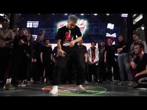 SINGA vs ELECTRICHKA FINAL ELECTRO DANCE GOOD FOOT BATTLE 2019