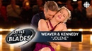Kaitlyn Weaver and Sheldon Kennedy perform to 'Jolene' by Dolly Parton Battle of the Blades