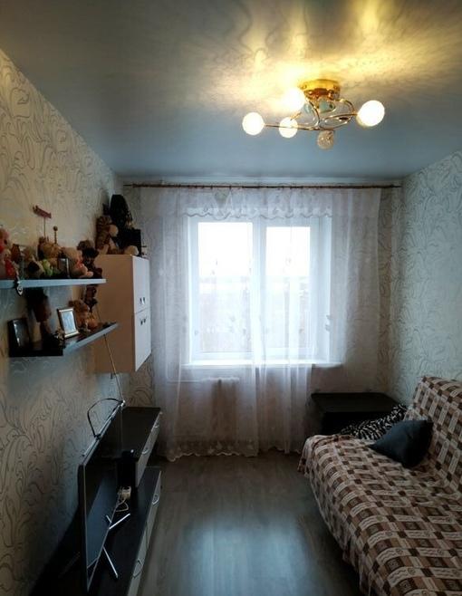 купить 3-комнатную Локомотивная 24