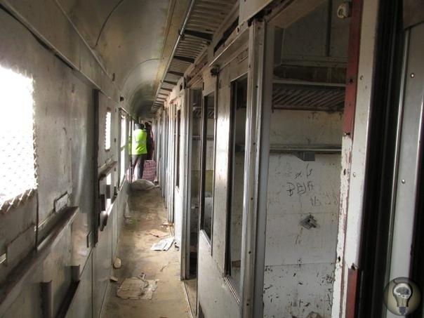 Самый длинный поезд в мире курсирует по Мавритании