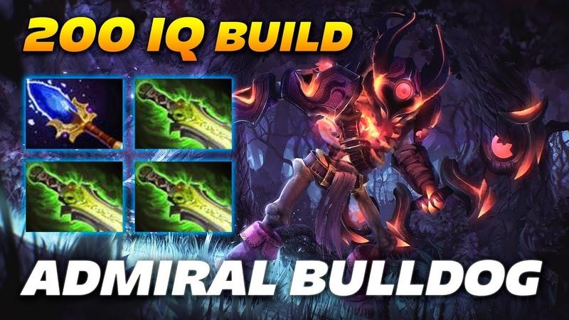 AdmiralBulldog Clinkz 200 IQ BUILD Dota 2 Pro Gameplay