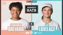 WBATB Samarria Brevard vs Liv Lovelace Round 1