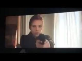 Vaza trecho de Black Widow | D23 Expo