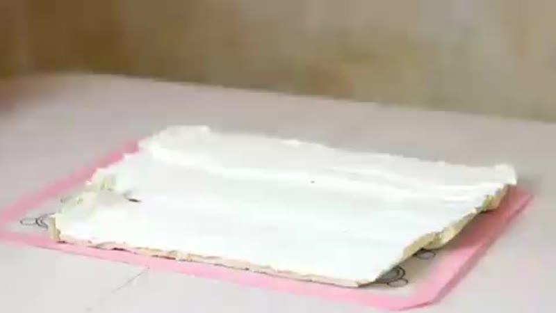 Торт с лимонами - Домашние торты