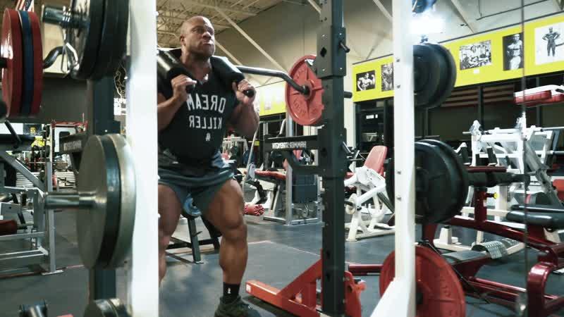 Back Squats Level 1