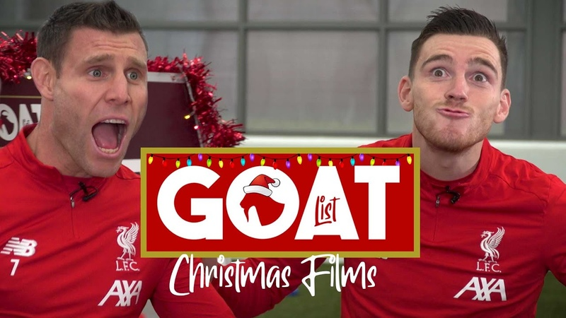 Milner and Robertson decide the GOAT Christmas film Which Home Alone Die Hard ELF impressions