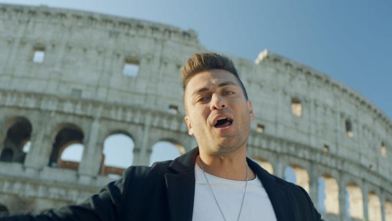 THOMAS GRAZIOSO I Dream of a World Official video Italian version